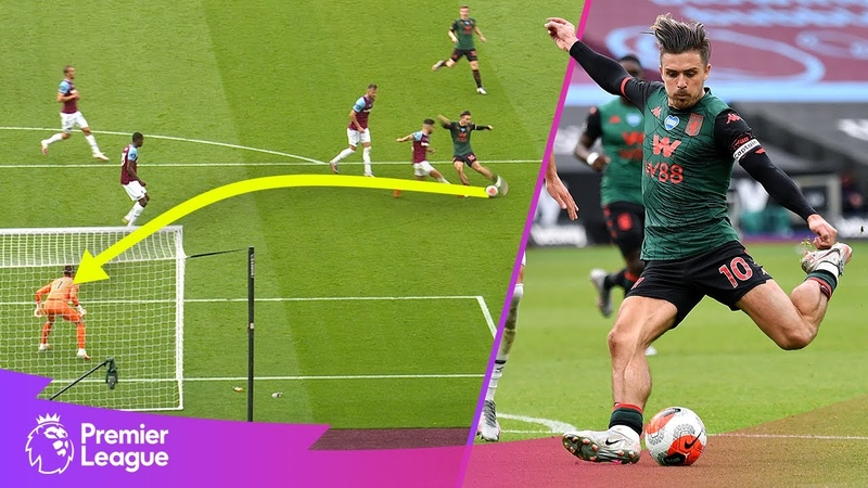 Jack Grealish WEAK FOOT WORLDIE secures Premier League stay | Classic goals from MW10 fixtures