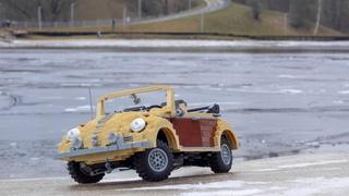 Lego Volkswagen Kfer (VW Beetle)