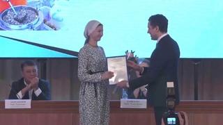 Глава Администрации выражает благодарность директору Пища Жизни Салават