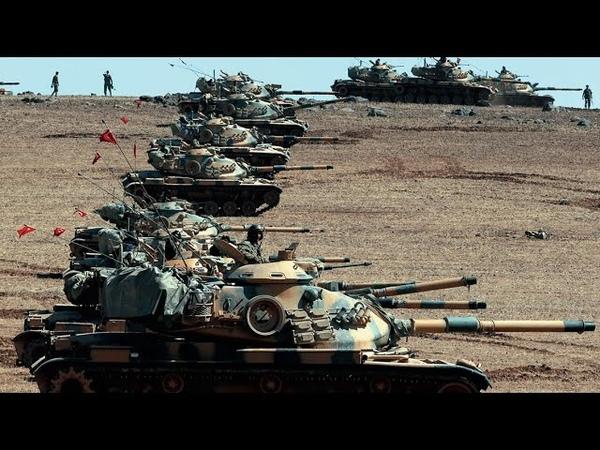 Срочно Миротворцев зажали войска Турции шагом марш Русские в панике их не удержать Едут