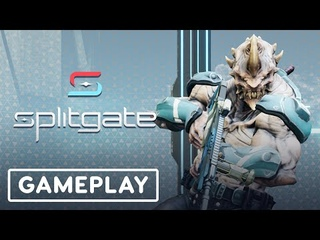 Splitgate: First Console Gameplay - IGN Summer of Gaming 2021