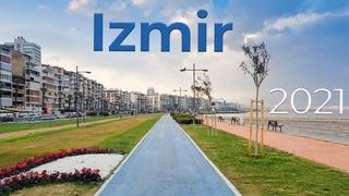 Пустой Измир в карантин 2021 | тихое море и набережная - Ivan Life
