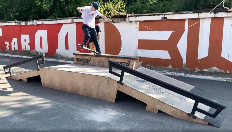 Скейт-выходные 22-23 августа на Шпагина, image #16