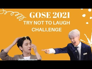 Try Not to Laugh Challenge GoSe 2021 Edition