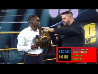 [Wrestling Ukraine] WWE NXT 25  November Highlights 2020 / Українською огляд ] (wwe qtv,куй тб, рестлінг США, обзор)