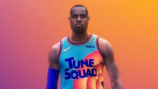 The First Ever Look At LeBron James In His Space Jam Movie