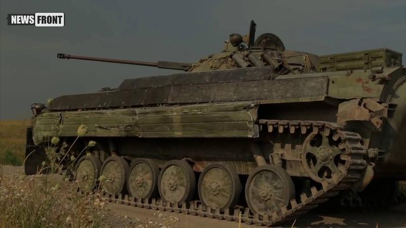 Донбасс на линии огня Донецкий аэропорт второй эпизод фильма Линия разделения 18