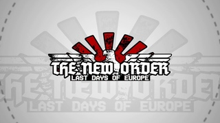 The New Order: Last Days of Europe anime opening