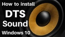 🔊DTS Sound For Windows 10 DTSX Ultra DTS Sound Unbound Official App For Free Windows 10