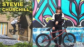 Stevie Churchill 2020 (BMX Street) ❌ PCFC BMX🔥🚲