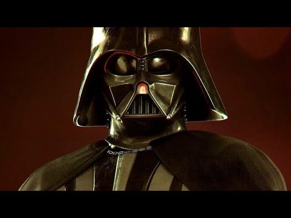 Star Wars Vader Immortal All Cutscenes Full Season Game Movie 1080p HD