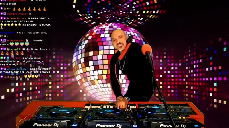 David Morales Live @ SUNDAY MASS Live Show x DIRIDIM STUDIO 10 01 2021