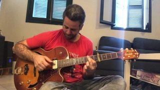 Manhattan (Eric Johnson)- Solo Fingerstyle Guitar (Short)