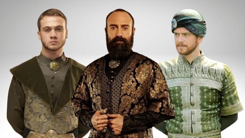 Кого султан Сулейман любил больше Селима или Баязета