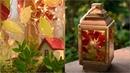 Фонарь со стенками из эпоксидной смолы своими руками / Декоративный светильник из фоторамок ИКЕА