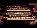 Viscount CM 100 Nord C2D Numa Organ 2 Roland VR 09 Improvisation 1213 2 Short