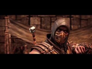 Mortal Kombat X (Hidden Intro)