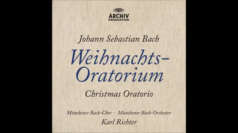 Karl Richter - Bach J.S. - Christmas Oratorio BWV 248 1_3