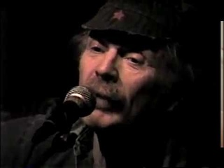 Michael Hurley 10-30-1997 Kendall Cafe part 1