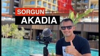 Sorgun Akadia 5* Готель 2020 року! Бомбезний відпочинок у Сіде (Манавгат)!