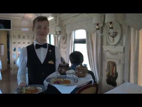 Experience the Golden Eagle Trans Siberian Express