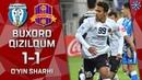 Buxoro Qizilqum 1 1 O'yin sharhi Superliga 3 tur 07 04 2019