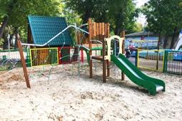 Парк «Сказка» в Липецке делают сказочно красивым