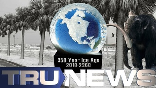 Cold Sun Warning! 350-Year Ice Age Starting in Months