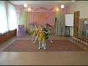 детский спортивный танец с обручами