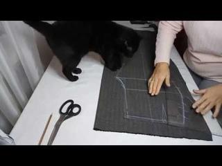 Как сшить брюки по своим меркам. Как раскроить и сшить брюки
