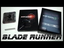 BLADE RUNNER - THE FINAL CUT - LIMITED EMBOSSED 4K BLU-RAY STEELBOOK UNBOXING - TITANS OF CULT