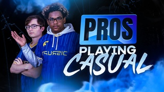5 PROS VS 5 CASUALS In Rainbow Six Siege