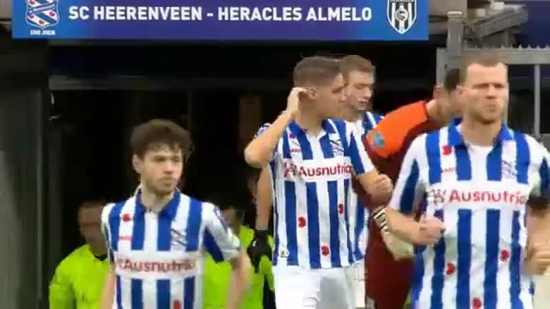 Херенвен Хераклес Eredivisie