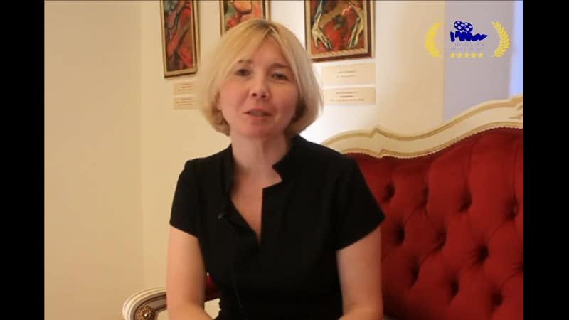 Интервью: Гульфия Шарипова