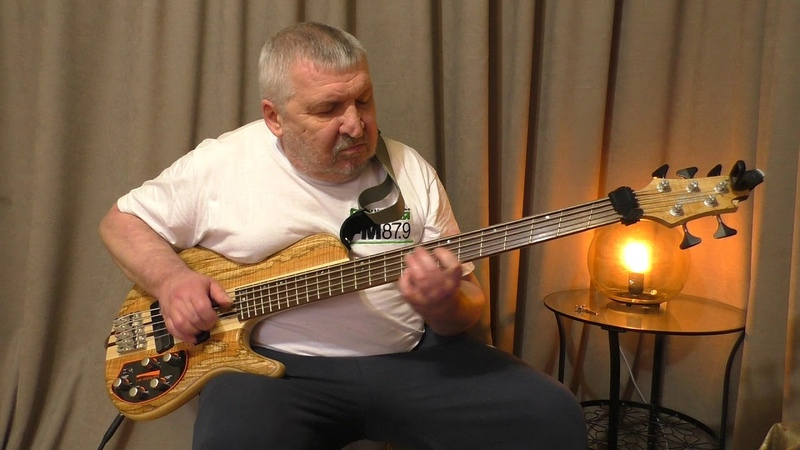 Cant stop RHCP bass cover