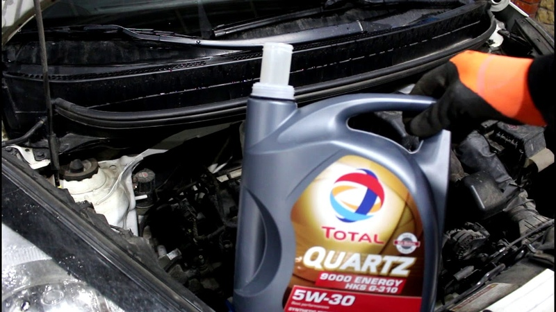 Замена масла в двигателе и фильтров на Киа Пиканто 2012 Kia Picanto 1 0