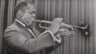 """Louis Armstrong """"Beautiful Dreamer"""" on The Ed Sullivan Show"""