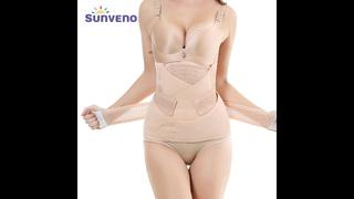 3in1 Belly/Abdomen/Pelvis Postpartum Belt Body Recovery Shapewear Waist Cinchers