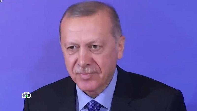 Исламское братство и большие деньги Эрдоган выбирает союзников