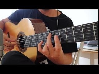 GOAT Polyphia Flamenco guitar