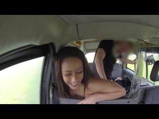 [18+InPorno] Cassie Del Isla - Дала таксисту в очко за проезд