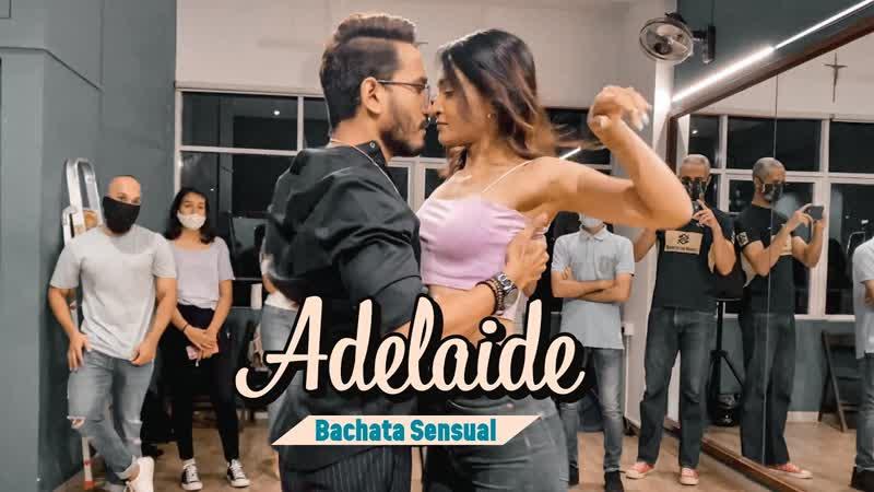 Cornel and Rithika | Bachata Sensual | Adelaide - Johnny Orlando (Dj Ramon Bachata Remix)