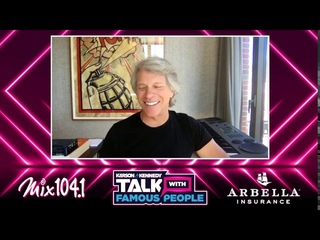 Jon Bon Jovi Reveals The Meaning Behind New Album '2020,' & Why He Quit Acting!