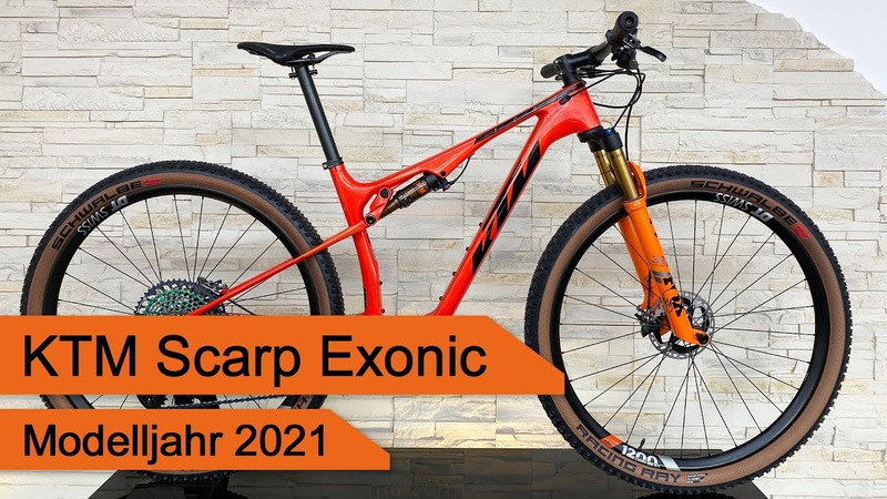 KTM Scarp Exonic Modelljahr 2021