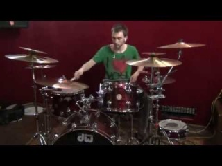 Pavel Terentev - Zildjian cymbals, Sonor Ascent snare drum, Dw Collectors drum set.