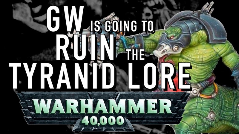 What is a Zoat and Why is it going to Ruin the Tyranid Lore , A Zoat-ally Awesome Announcement