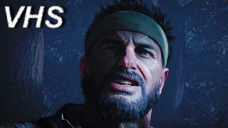 Call of Duty Black Ops Cold War Трейлер Некуда бежать на русском VHSник