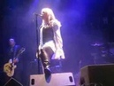 Courtney Love - Gold Dust Woman/Skinny Little Bitch/Pacific Coast Highway 8/2/13 Live in Houston