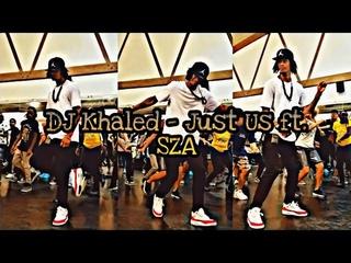 Larry [Les Twins] ▶️DJ Khaled - Just Us ft. SZA⏹️ [Clear Audio]