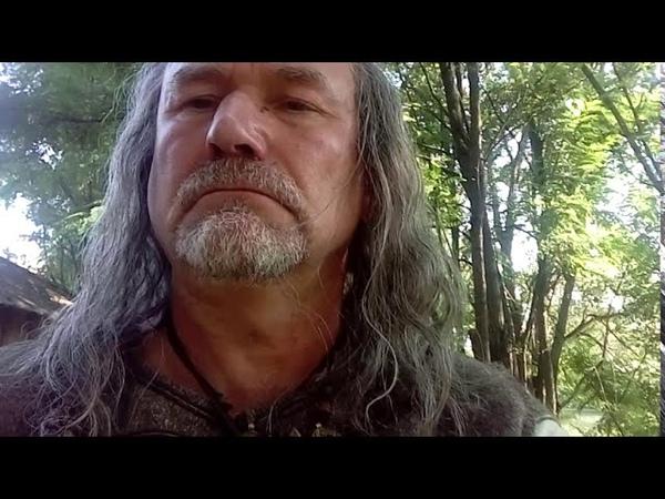Igor Myslyvyi Робота з мечем. Підготовка до зйомок у фільмі Захар Беркут.